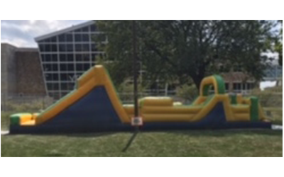 Two-Piece Obstacle Course Image