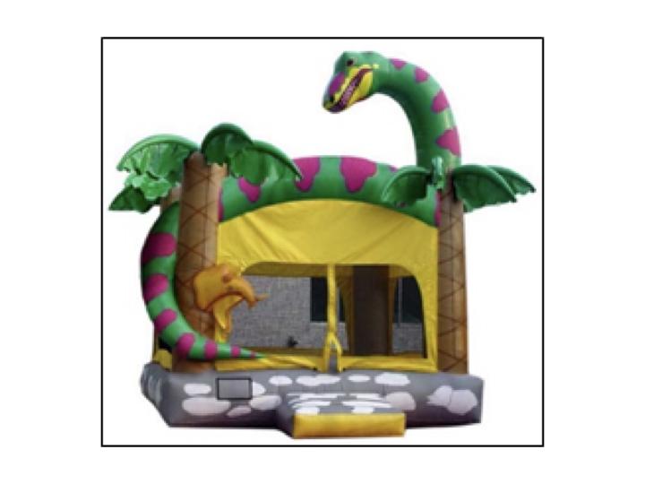 Brontosaurus Bounce Image