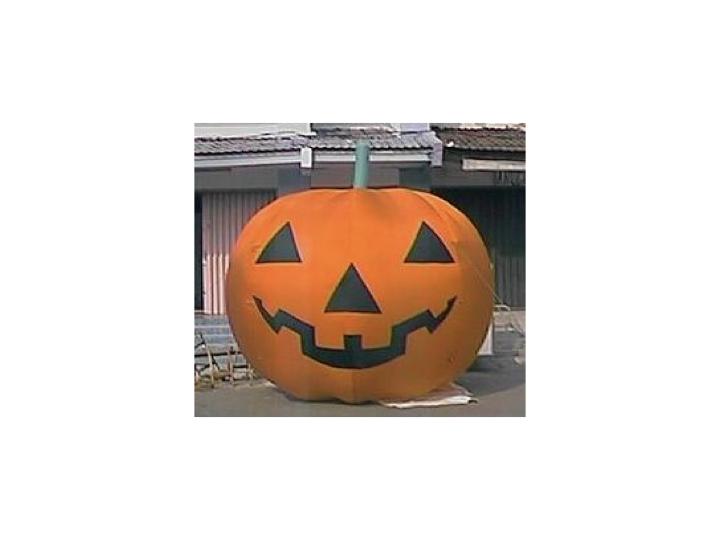 Inflatable Pumpkin Image