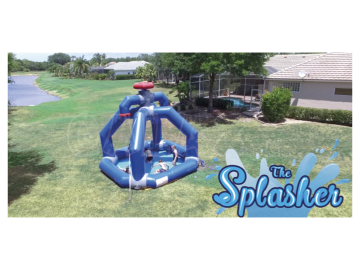 The Splasher Image