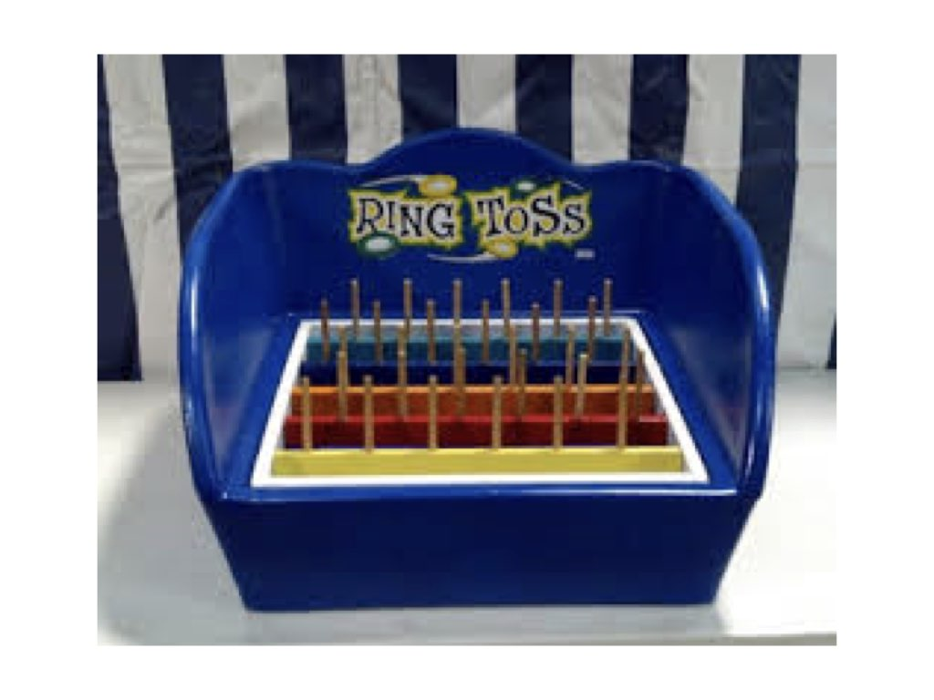Ring Toss Tub Image
