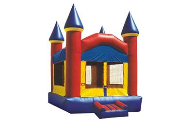 Classic Castle Bounce House Image