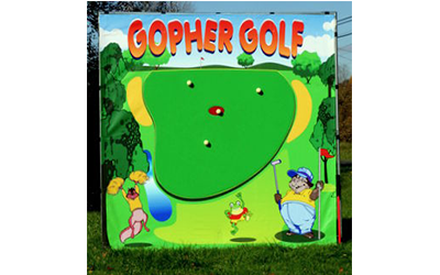 Gopher Golf Image