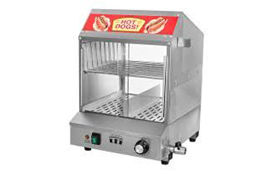 Hot Dog Steamer Image
