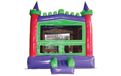 Castle Panel Bounce House Image