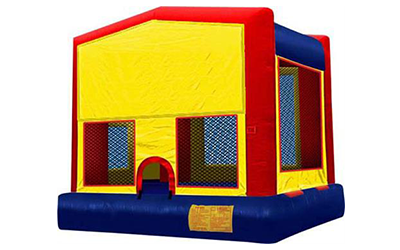 Modular Panel Bounce House Image