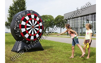 Small Inflatable Archery Image
