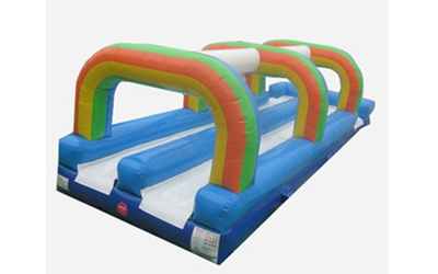 Two-Lane Slip and Slide Image