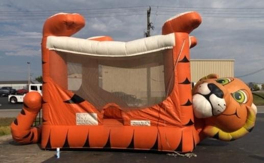 Tiger Belly Bounce House Image