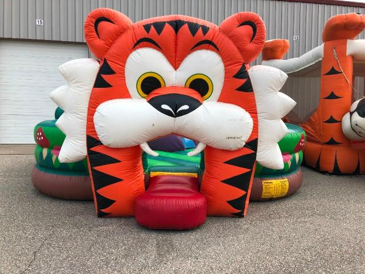 Tiger Junior Safari Playland (Ages 4 and under) Image
